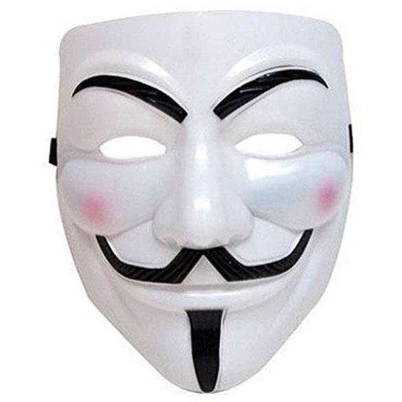 Careta Vendetta blanca