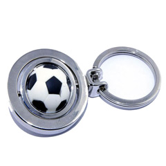 Llavero pelota de futbol