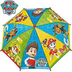 Paraguas Paw Patrol tela para niño