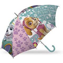 Paraguas Paw Patrol tela para niña