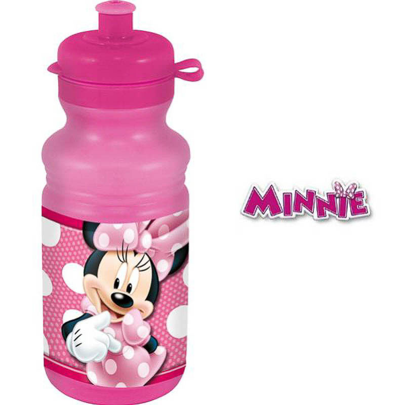 Botella cantimplora Minnie Mouse