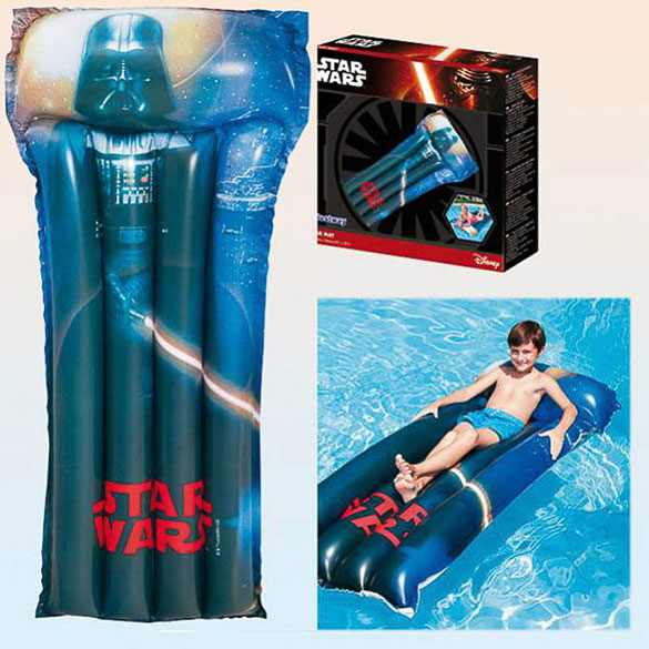 Colchoneta inflable Star Wars
