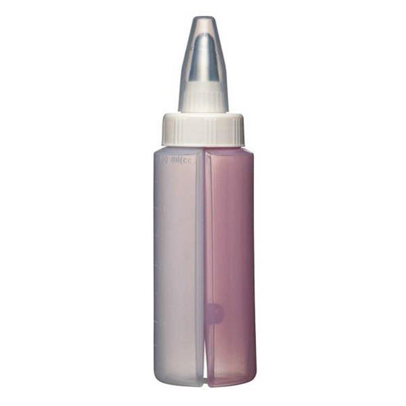 Botella dual de plástico para glaseado Kitchem Craft