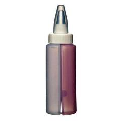 Botella dual de plástico para glaseado Kitchem Craft - Ítem