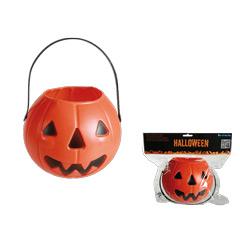 Cesta caramelos Halloween