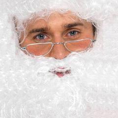 Gafas Papá Noel o abuelo
