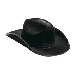 Sombrero vaquero infantil talla única