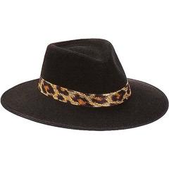 Sombrero fieltro Indiana Jones adulto talla única
