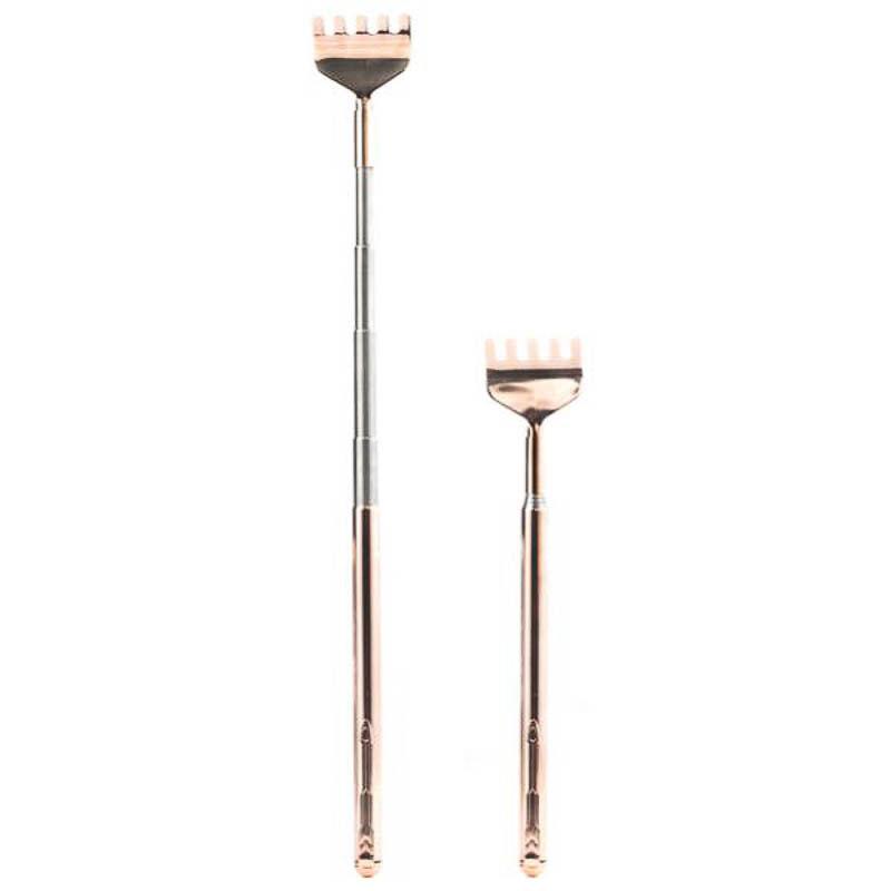 Rascador extensible telescópico cobre