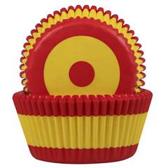 Cápsulas cupcakes House of Marie, Pack 50 u.