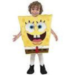 Disfraz Bob Esponja infantil