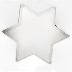 Cortador de galletas forma de estrella