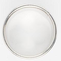 Cortador de galletas con forma circular