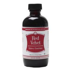 Extracto terciopelo rojo, Red Velvet Bakery