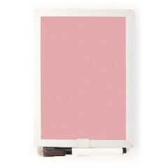 Pizarra magnética rosa - Ítem