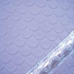 Rodillo texturizador tejas