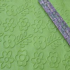 Rodillo texturizador mini flores grandes