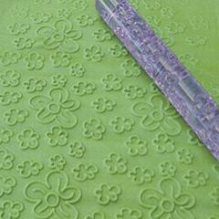 Rodillo texturizador mini flores pequeñas