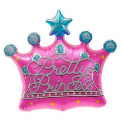 Globo corona Princesa