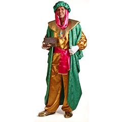 traje Rey Mago Melchor