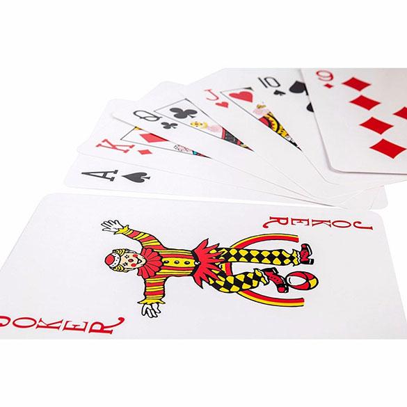 Baraja poker XXL