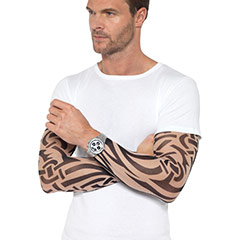Mangas con tatuajes, Pack 2 u.