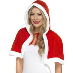 Capa mini Mamá Noel