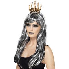 Diadema corona mano Voodoo