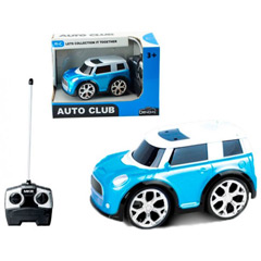 Coche Mini racing con mando