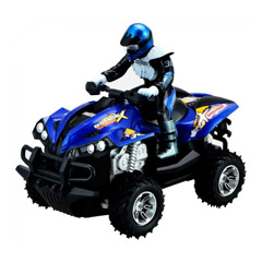 Moto Quad con mando