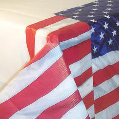 Mantel bandera USA