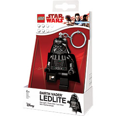 Llavero Star Wars - Darth Vader luz Led