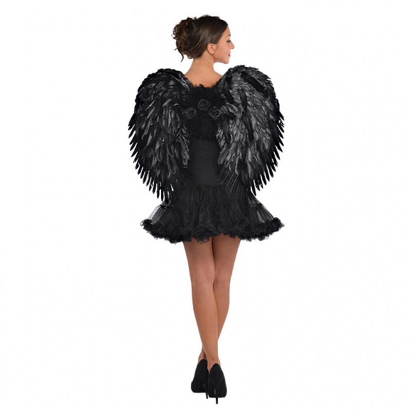Alas ángel plumas