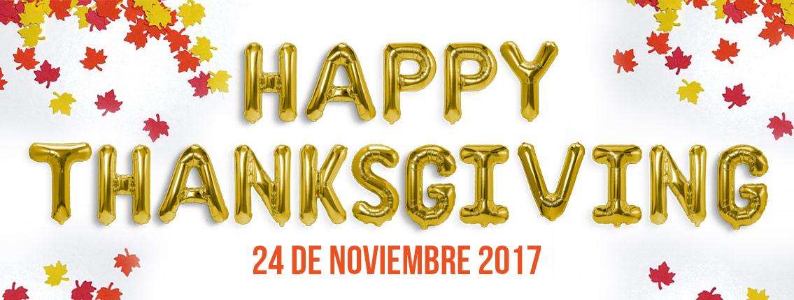 Acción de Gracias 2017