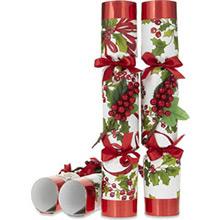 Winter Berry. Christmas Crackers. 31 cm, Pack 6 u. - Ítem1