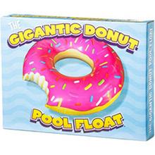 Flotador gigante Donuts rosa - Ítem2