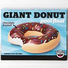 Flotador gigante Donuts chocolate - Ítem2