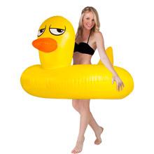 Flotador gigante modelo pato - Ítem2