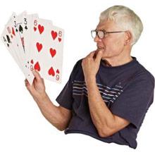 Baraja poker XXL - Ítem1