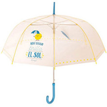 Paraguas Mr. Wonderful - Aquí debajo brilla el sol - Ítem1