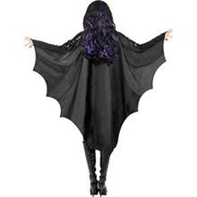 Capa murciélago con alas - Ítem1