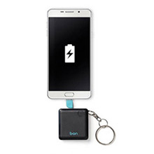 Batería de emergencia para Android, llavero - Ítem2