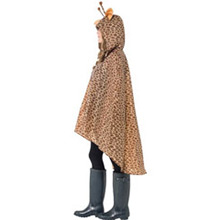 Capa Chubasquero poncho modelo Jirafa - Ítem3