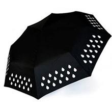 Paraguas mágico que cambia de color al contacto con la lluvia - Ítem1