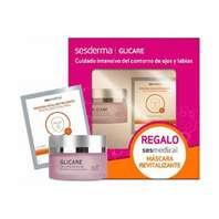 Sesderma Pack Glicare Contorno de Ojos y Labios 30 ml + REGALO Sesmedical Máscara Revitalizante
