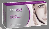 EPAPLUS Hialurónico Onagra, 60 cápsulas