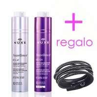 NUXE Nuxellence Éclat 50 ml. + NUXE Nuxellence Détox 50 ml. + REGALO Pulsera Swarovski