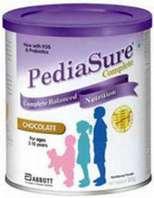 PediaSure Polvo chocolate, 400 g