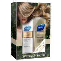 PHYTO Huile Soyeuse cabellos secos y frágiles + REGALO PhytoJoba, máscara brillo de alta hidratación.