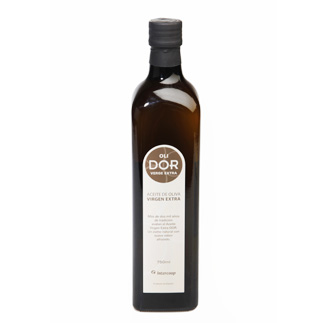 EXTRA VIRGIN OLIVE OIL DOR 750 ML.